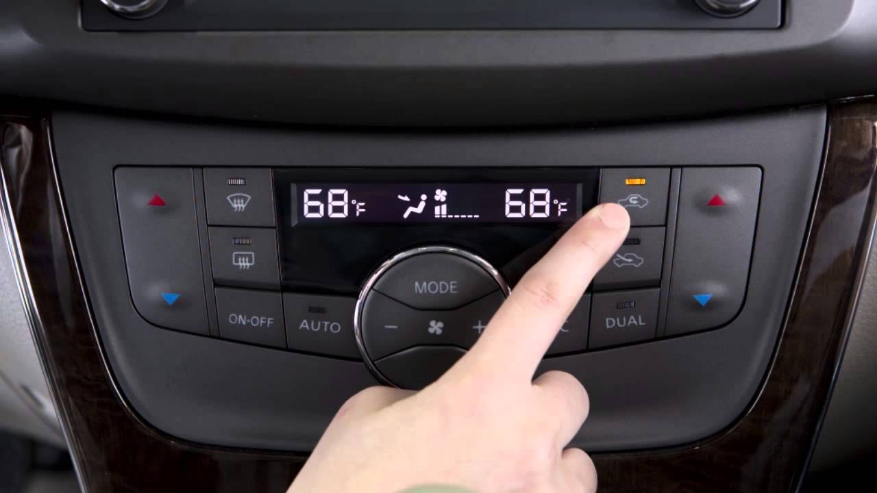 2014 Nissan Sentra Climate Controls Youtube 2013 Wiring Diagram Premium
