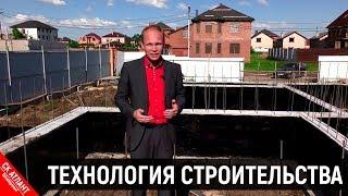 Вертикальная гидроизоляция фундамента Строительство дома в Краснодаре