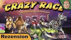 Crazy Race - Brettspiel - Review