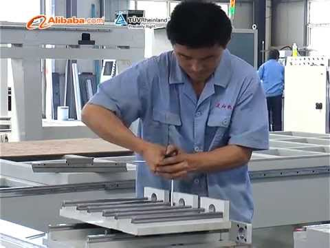 Specialize in CNC machine manufacturing ----Chencan publicity video---located in China