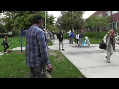 Reasoning w/A Roman Catholic in the Rain   University of Akron   Kerrigan Skelly