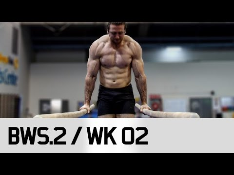 EATING for Gymnastics Strength / STRONGER! BWS.2 / Week 02