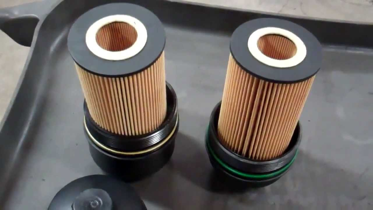 6 0 powerstroke oil filter cap problems and solutions [ 1280 x 720 Pixel ]