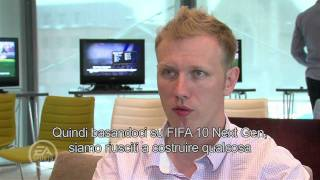 FIFA 11 Versione PC (Intervista subs ITA) - EA Sport