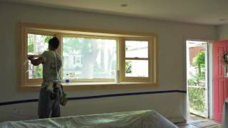 Video Old Sliding Windows to New Bay Window - Babylon, NY download MP3, 3GP, MP4, WEBM, AVI, FLV Agustus 2018
