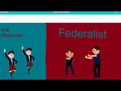 Federalist Party - Student created video