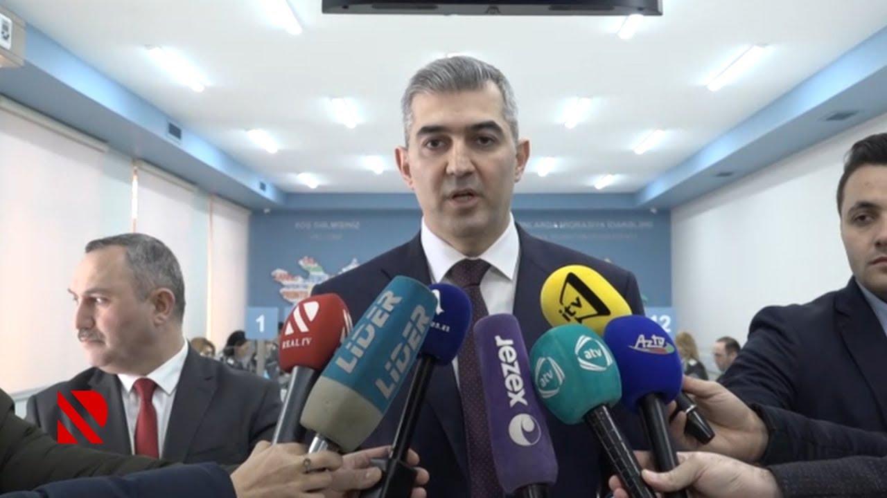 Vüsal Hüseynov: Miqrasiyanın inkişafı ilə bağlı yeni dövlət proqramı hazırlanır