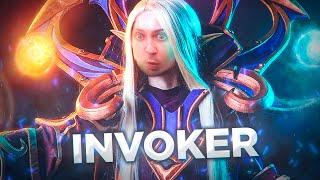 Invoker Dota 2 - Жумайсенба