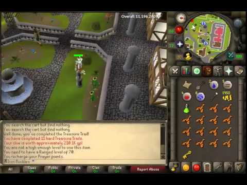 Runescape 2007 - In a Town Where the Guards are Armed with Maces