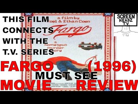 FARGO…1996 CRIME DRAMA/DARK COMEDY…MOVIE REVIEW