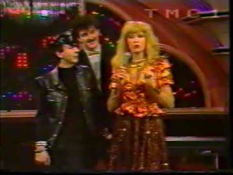 Soft Cell   Interviewed by Amanda Lear Tainted Love Bedsitter