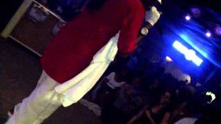 The Last Mr. Bigg perfoming live(long hair) 2011