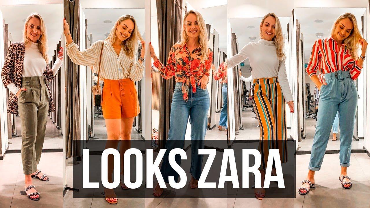 390addf0ebe1 ZARA: Looks TENDÊNCIA verão 2019 | Layla Monteiro