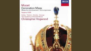 Mozart: Vesperae solennes de confessore in C, K.339 - 5. Laudate Dominum omnes gentes