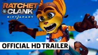 Ratchet & Clank: Rift Apart - Weapons & Traversal | PS5