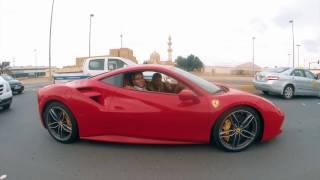 DT Test Drive — Abu Dhabi & Dubai backstage
