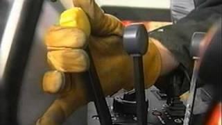 caseih 8610 bale processor intro february 1991