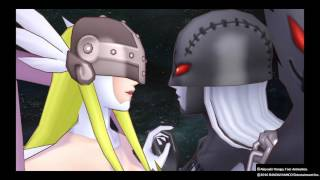DIGIMON STORY CYBER SLEUTH High impact Sexual Violence