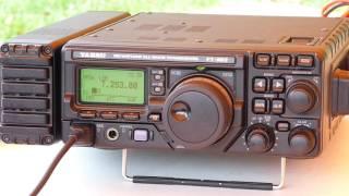 Video Yaesu FT-897D - Is it Still a Great Portable Transceiver? download MP3, 3GP, MP4, WEBM, AVI, FLV Desember 2017