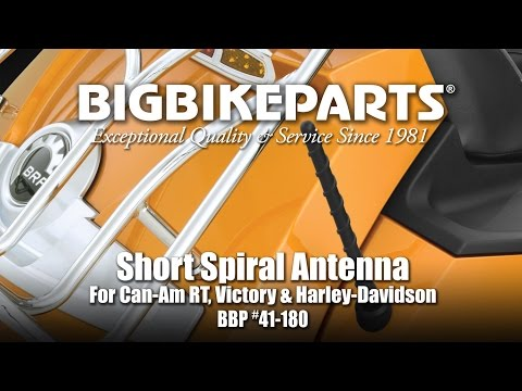 Short Spiral Antenna