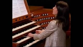 Récital d'orgue à Saint-Martin, Dudelange (Luxembourg), Daria Burlak