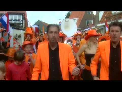 De Dikdakkers - Ons Oranje (Officiële Videoclip)