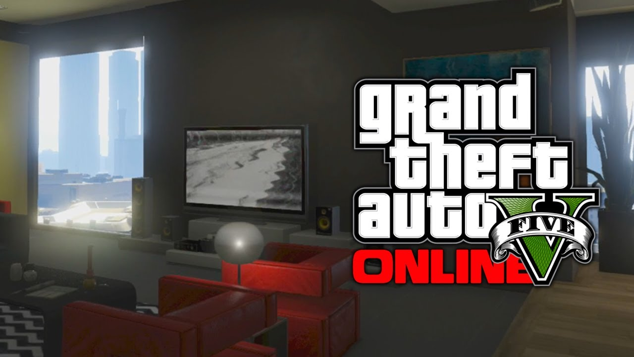 Gta 5 Online New Apartment Interiors First Look At High Life Dlc V You