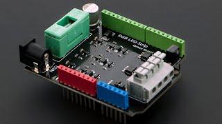 CONTROLADOR DE TIRAS LED´S RGB, Ideal para decoración de un ambiente