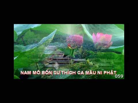Nam Mo Bon Su Thich Ca Mau Ni Phat - Part 2 - Niem 108 bien - 2009 .avi