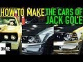 How To Make The Cars Of Jack Cole In GTA 5