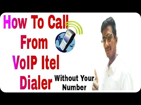 How to free call From VoIP  in all countries