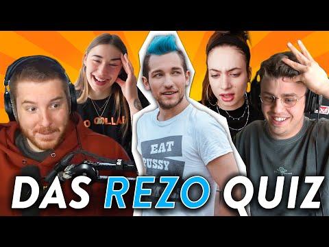 Das REZO Quiz!