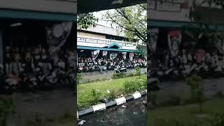 Aksi ultras cilegon united ||| volcano cilegon