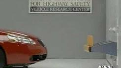 Bumper Crash Test: 2007 Pontiac G6