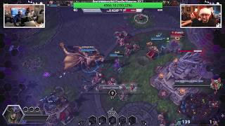 Маратон 2017 ~ Heroes of the Storm ~ part #1