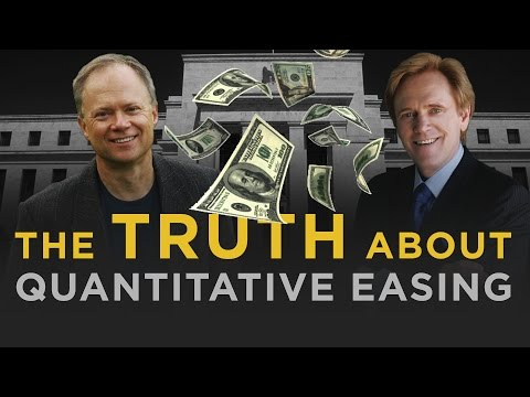 Quantitative Easing : The Asymmetric Truth - Mike Maloney With Chris Martenson