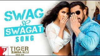 Swag Se Swagat easy dance choreography ||Salman khan ||Tiger zinda hai