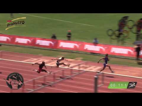 2016 Pretoria A-Bond Interhigh - Boys 16 110m Hurdles