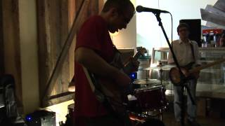 """Pitch and Bark """"Lay Down Bridgette"""" Live at Whoo's Donuts, Santa Fe, New Mexico"""