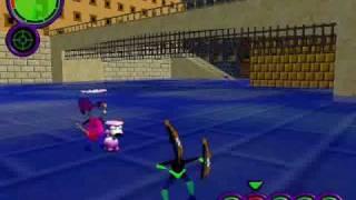 H.E.D.Z. gameplay