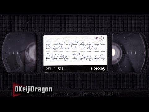 Mega Man Ruby-Spears Cartoon Sales Pitch [VHS / 1994]