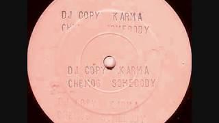 Karma - Somebody (Piano Mix) 1991