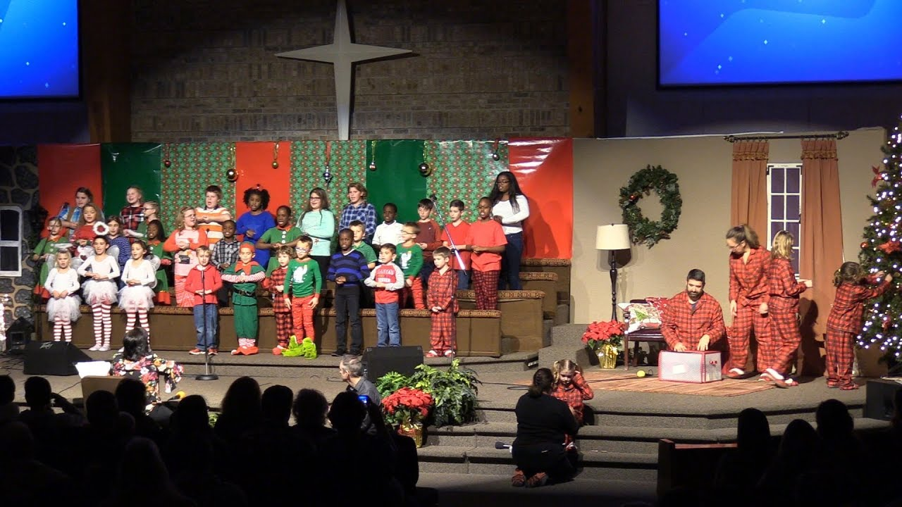 2017 Praise Kids Christmas Play - YouTube