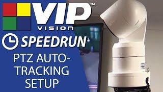 VIP Vision 2MP VSIP2MPPTZCV3 PTZ 25x Zoom PTZ Dome (Recessed Mount) video