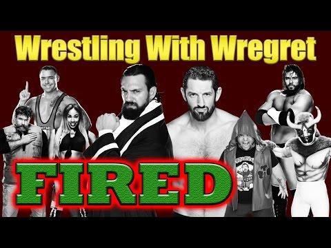 RELEASED! Sandow, Barrett & More! | Wrestling With Wregret