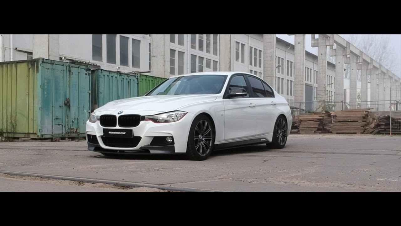wega performance car porn bmw 318i f30 m. Black Bedroom Furniture Sets. Home Design Ideas