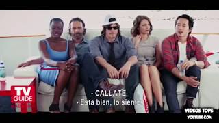 Video The Walking Dead | Los momentos Mas Divertidos ft ● Daryl ● Rick ● Glenn ● Carol download MP3, 3GP, MP4, WEBM, AVI, FLV Desember 2017