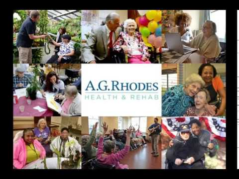 A.G. Rhodes Presentation to the Cathedral of St. Philip Dean's Forum