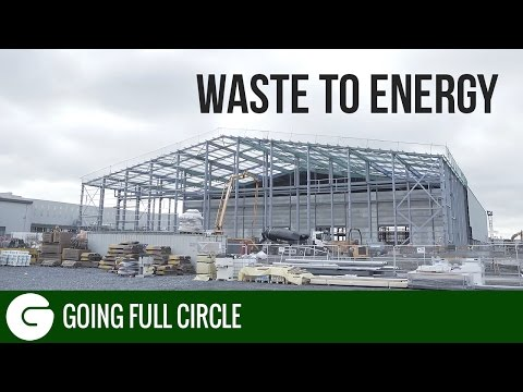 Waste to Energy | Going Full Circle