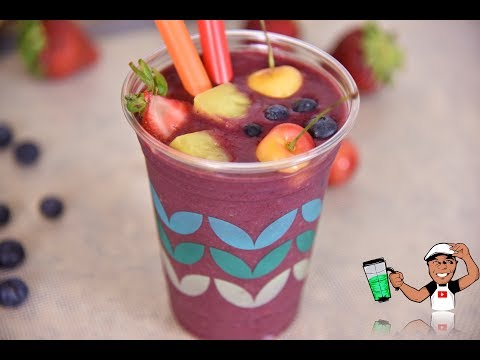 Vitamix 101 How to Make the Perfect Fruit Smoothie